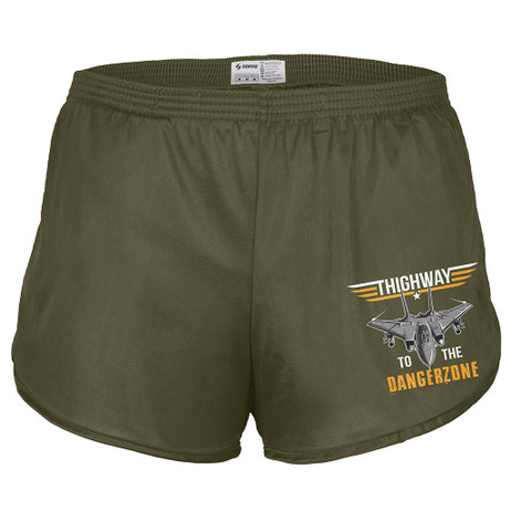 OD Thighway to the Danger Zone Ranger Panties
