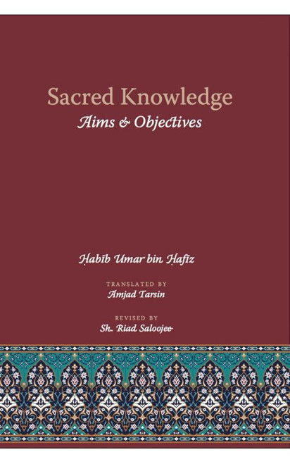 Sacred Knowledge: Aims and Objectives