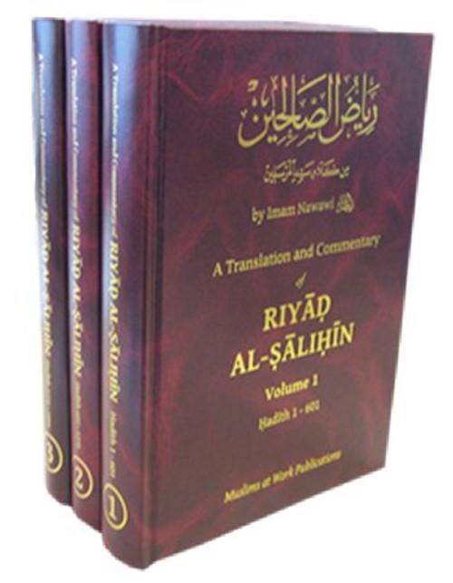 Riyad Al-Salihin (3 Vol. Set) Complete