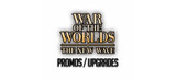 War of the Worlds - The New Wave: Promos