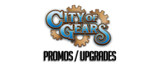 City of Gears: Promos & Upgrades
