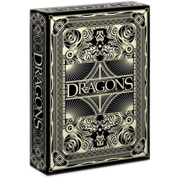Dragons Playing Card Deck