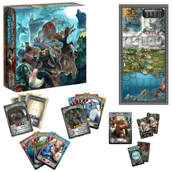 Champions of Midgard Expansion Collection