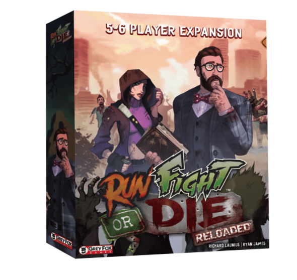Run Fight or Die: Reloaded Bundle
