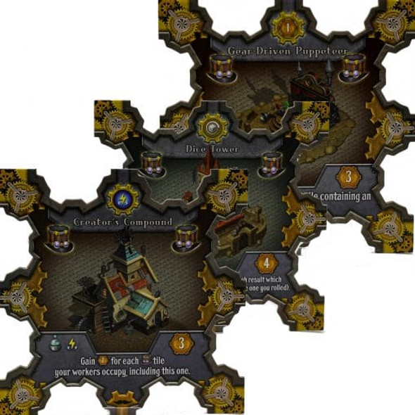 City of Gears Promo Bundle