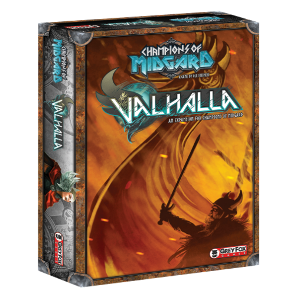 Champions of Midgard Expansion - Valhalla