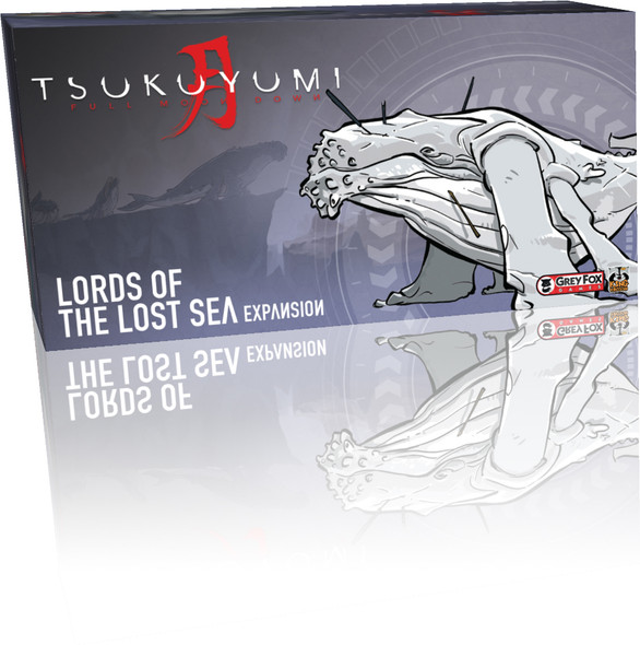 PREORDER - Tsukuyumi: Lords of the Lost Sea Faction