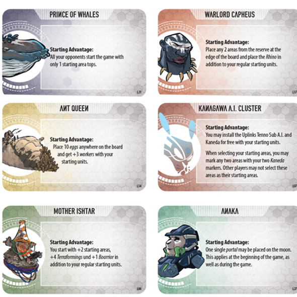 PREORDER -Tsukuyumi: Leadership Promo Cards