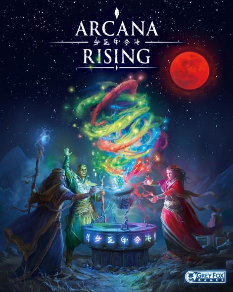 PREORDER - Arcana Rising Archmage (Kickstarter Edition)