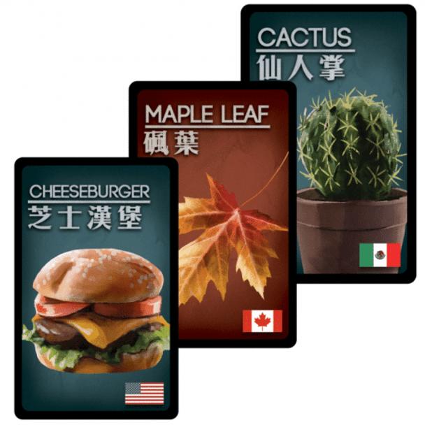 Deception: Theme Pack - North America
