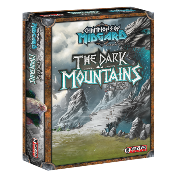 Champions of Midgard Expansion - The Dark Mountains