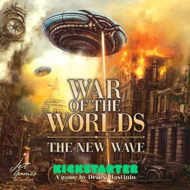 War of the Worlds: The New Wave Kickstarter Edition