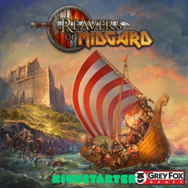 Reavers of Midgard KS Edition