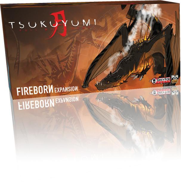 PREORDER - Tsukuyumi: Fireborn Faction