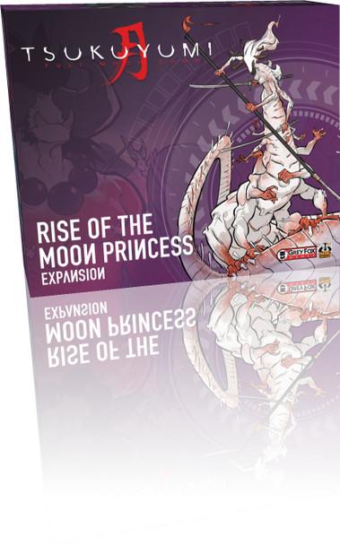 PREORDER - Tsukuyumi: Rise of the Moon Princess Expansion