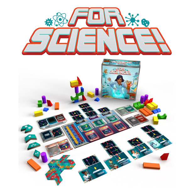 PREORDER - For Science! Head Scientist Edition