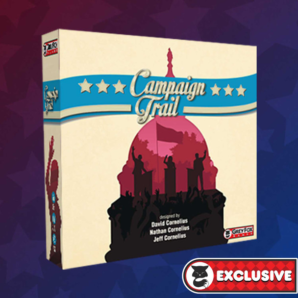PREORDER - Campaign Trail Deluxe Edition