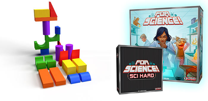 Grey Fox Games Kickstarter For Science!