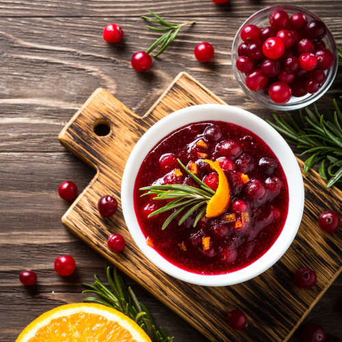 Cranberry Marmalade fragrance oil for candle making from New York Scent