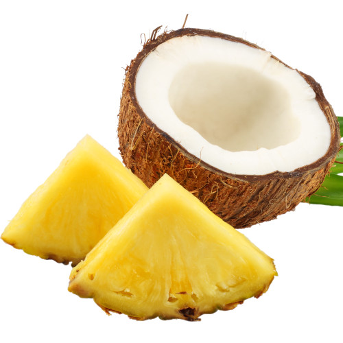 Pineapple Coconut fragrance oil for soap and candle making from New York Scent