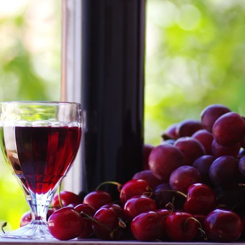 Black Cherry Merlot (Bath Body Works Type) fragrance oil for soap and candle making from New York Scent