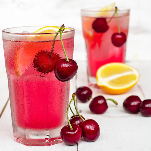 Cherry Lemonade fragrance oil for candle making from New York Scent