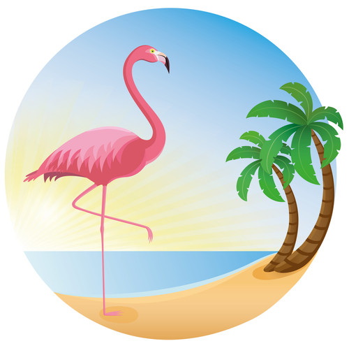 Flamingo Beach (BBW Type)  fragrance oil for soap and candle making from New York Scent