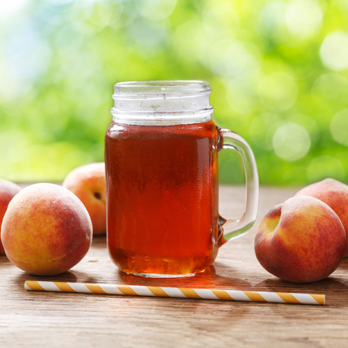 Georgia Peach & Sweet Tea (BBW type) fragrance oil for soap and candle making from New York Scent