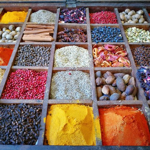 Spice Market Fragrance Oil for making Wax Melts, Candles, Incense and more!