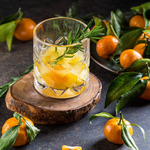 Vanilla Mandarin Bourbon (Type) fragrance oil for soap and candle making from New York Scent