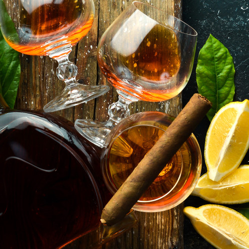 Bourbon Tobacco fragrance oil for soap and candle making from New York Scent