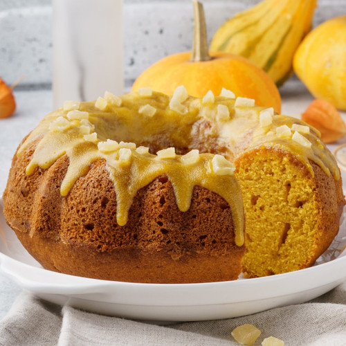 Pumpkin Cake & Lemon Glaze fragrance oil for soap and candle making from New York Scent