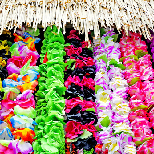 Hawaiian Lei Fragrance Oil from New York Scent. For use in making cosmetics and candles.