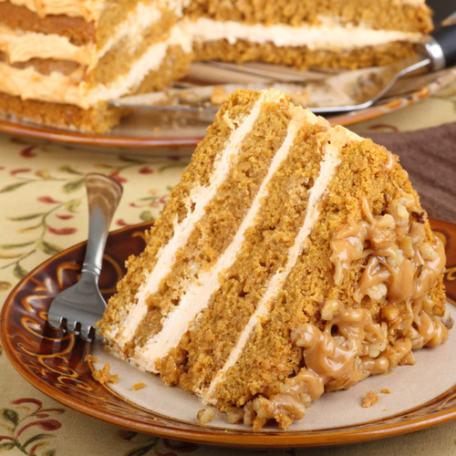 Pumpkin Crunch Cake Fragrance Oil for Candle and Soap Manufacturing from New York Scent