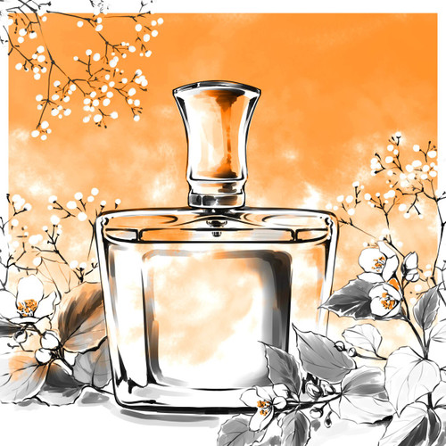 Happy (Type) Fragrance Oil for Candle and Soap Making from New York Scent