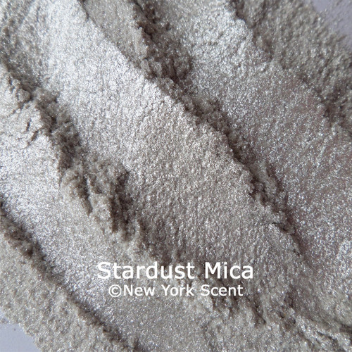 Stardust mica powder from New York Scent