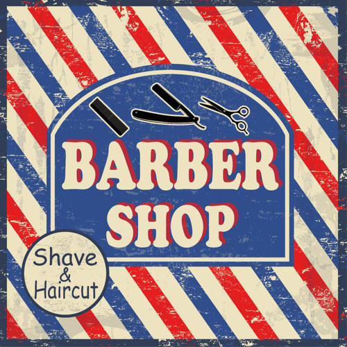 Barber Shop - Shave & Haircut Fragrance Oil from New York Scent for Soap and Candle making.