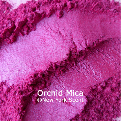 Orchid Mica Powder Colorant from New York Scent