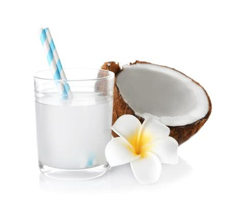 Iced Coconut Coolada (Bath Body Works type) fragrance oil for soap and candle making from New York Scent.