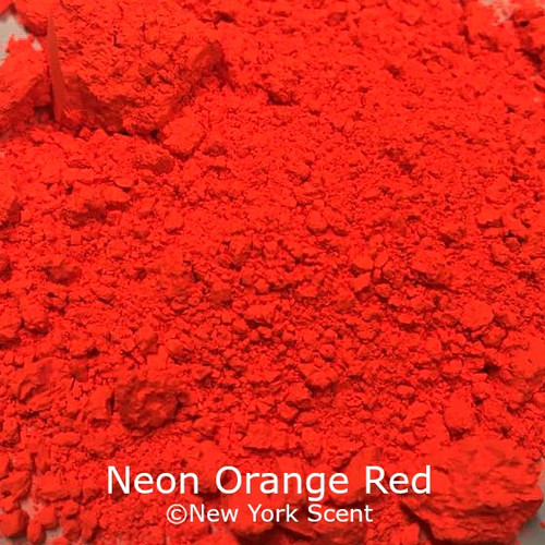 Neon Hot Pink Fluorescent Pigment - Soap Colorant from New York Scent