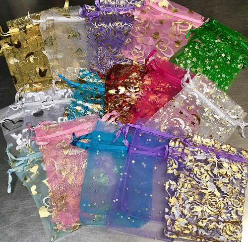 Organza Bags from New York Scent