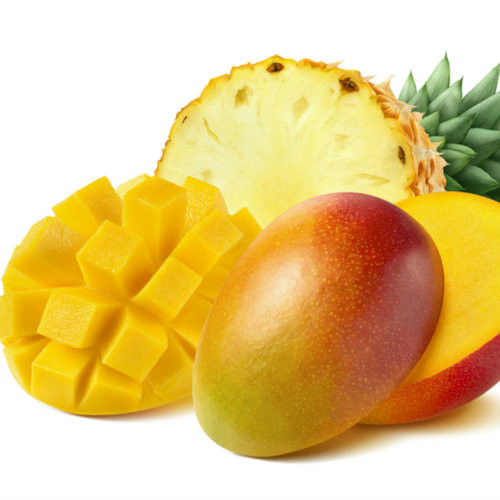 Pineapple Mango Fruity fragrance oil from New York Scent. For candles and soap making. Lip Safe! Skin Safe!
