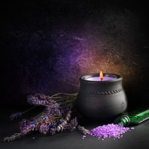 Black Amber & Lavender Fragrance Oil for Soap and Candle Making from New York Scent