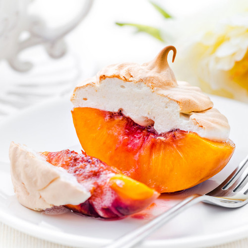Peach Meringue (BBW Type) Fragrance Oil for Candle and Soap Making from New York Scent