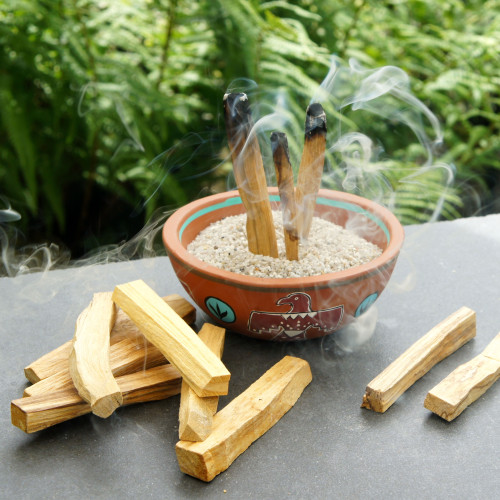 Palo Santo (Holy Wood) fragrance oil for soap and candle making from New York Scent