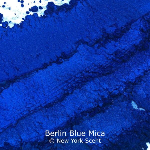 Berlin Blue Mica Colorant