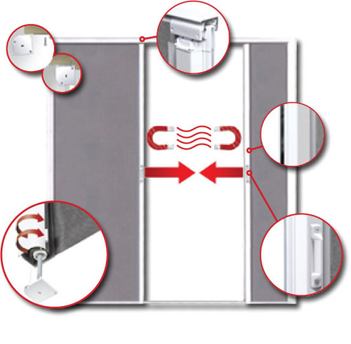 Magnalock™ Screen Door (R7000 Series)