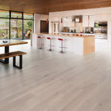White Oak Snowdrift Character Brushed