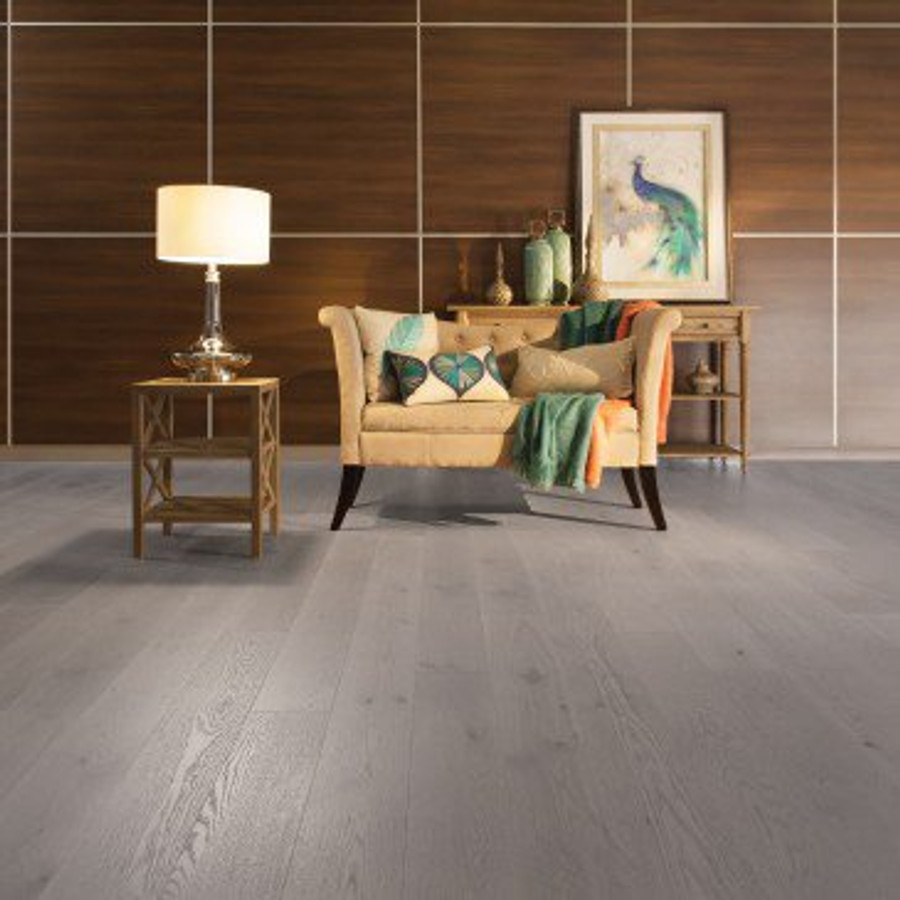White Oak Grey Drizzle Character Brushed