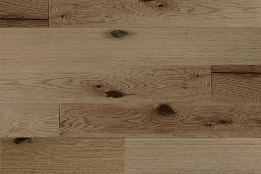 Natural on Northern Red Oak Ð True Character